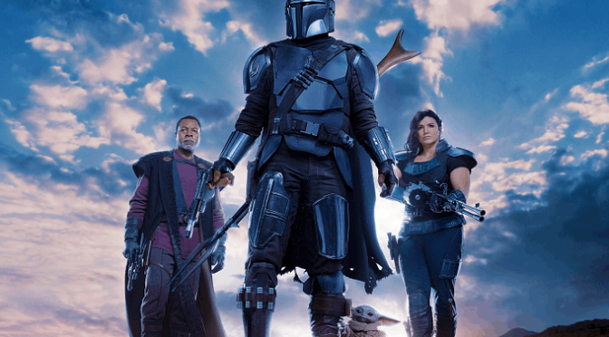 I Officially Like 'The Falcon and the Winter Soldier' More than 'The Mandalorian'