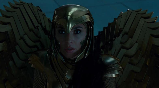 A Non-Review of 'Wonder Woman 1984'