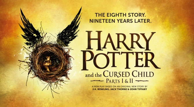 I Have Finally Read 'Harry Potter and the Cursed Child'