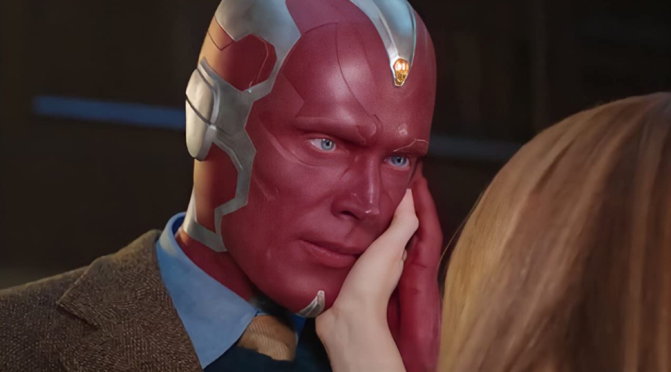 White Vision Needs to be Friend Zoned in His Upcoming Role in the MCU