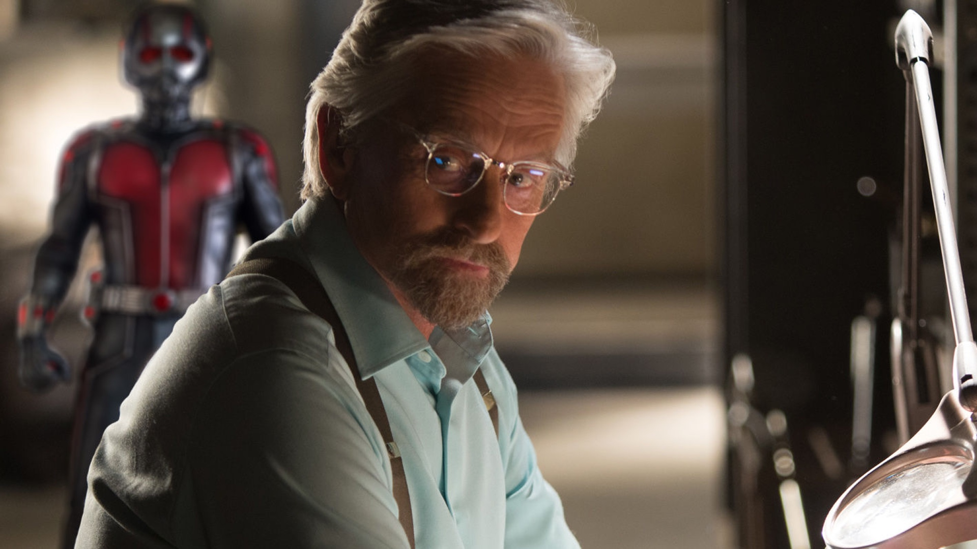 Michael Douglas Confirms He'll Return as Hank Pym in ANT-MAN AND THE WASP —  GeekTyrant